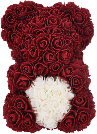 Rose Flower Bear Valentine Gifts