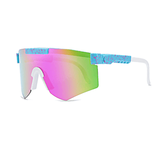 Cotton Candy Polarized Sunglasses Outdoor Sports Glasses