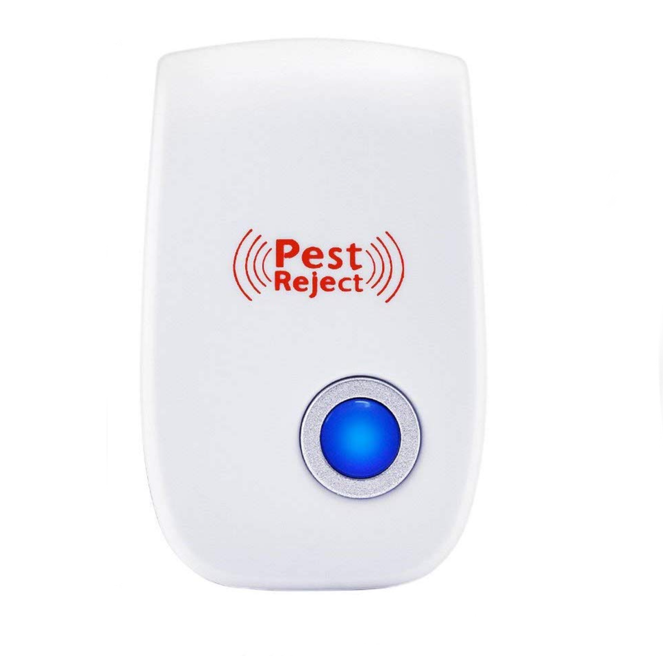 Buy One And Get One FREE: Ultrasonic Pest Repellent