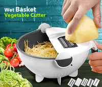 9 in 1 Wet Vegetable Cutter (Free Shipping and COD)
