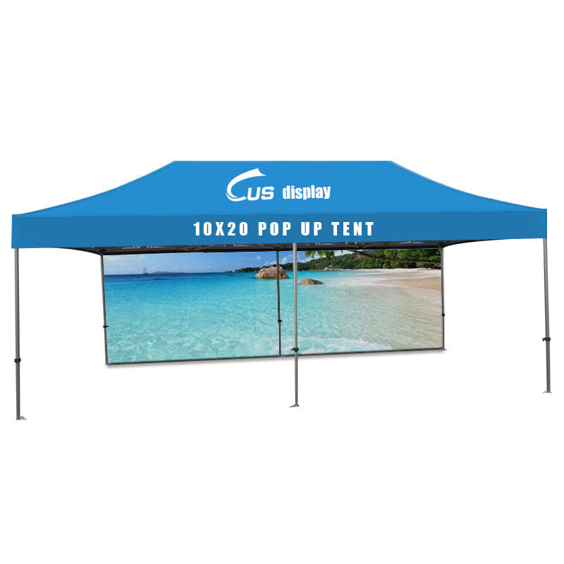 Custom Pop Up Tent 10X10 and 10X20