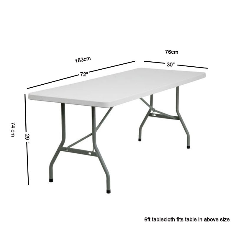 Trade Show Table Covers-Trade Show Tablecloth-Custom Stretch Table Covers