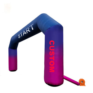 Inflatable Arch-Race Start and Finish Line(Constant Air)