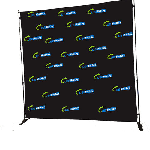 Custom backdrop for red carpet or events