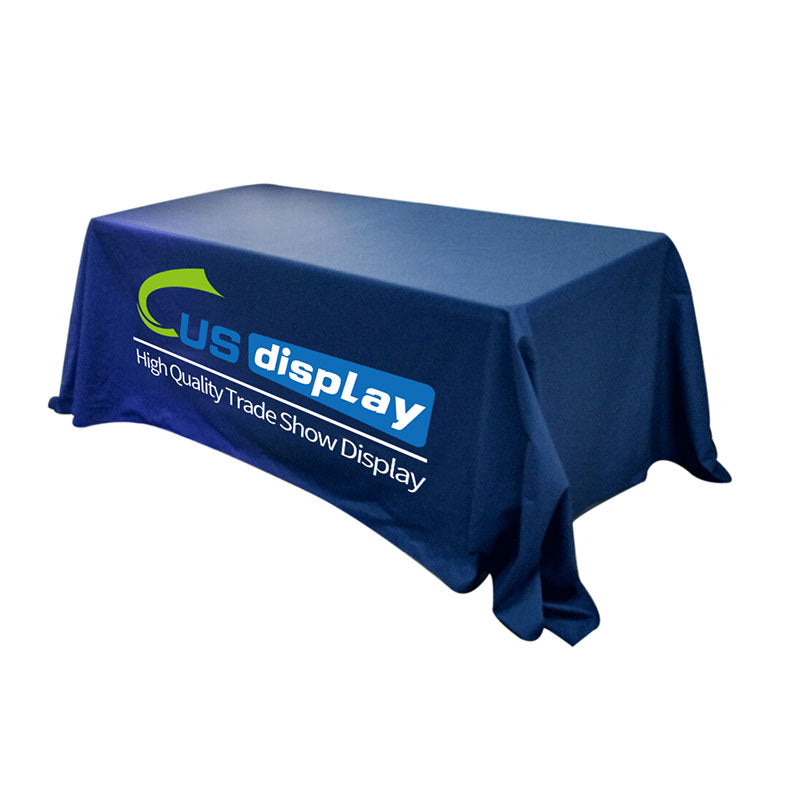 Custom Table Covers -Logo Tablecloth-Custom Printed Tablecloth
