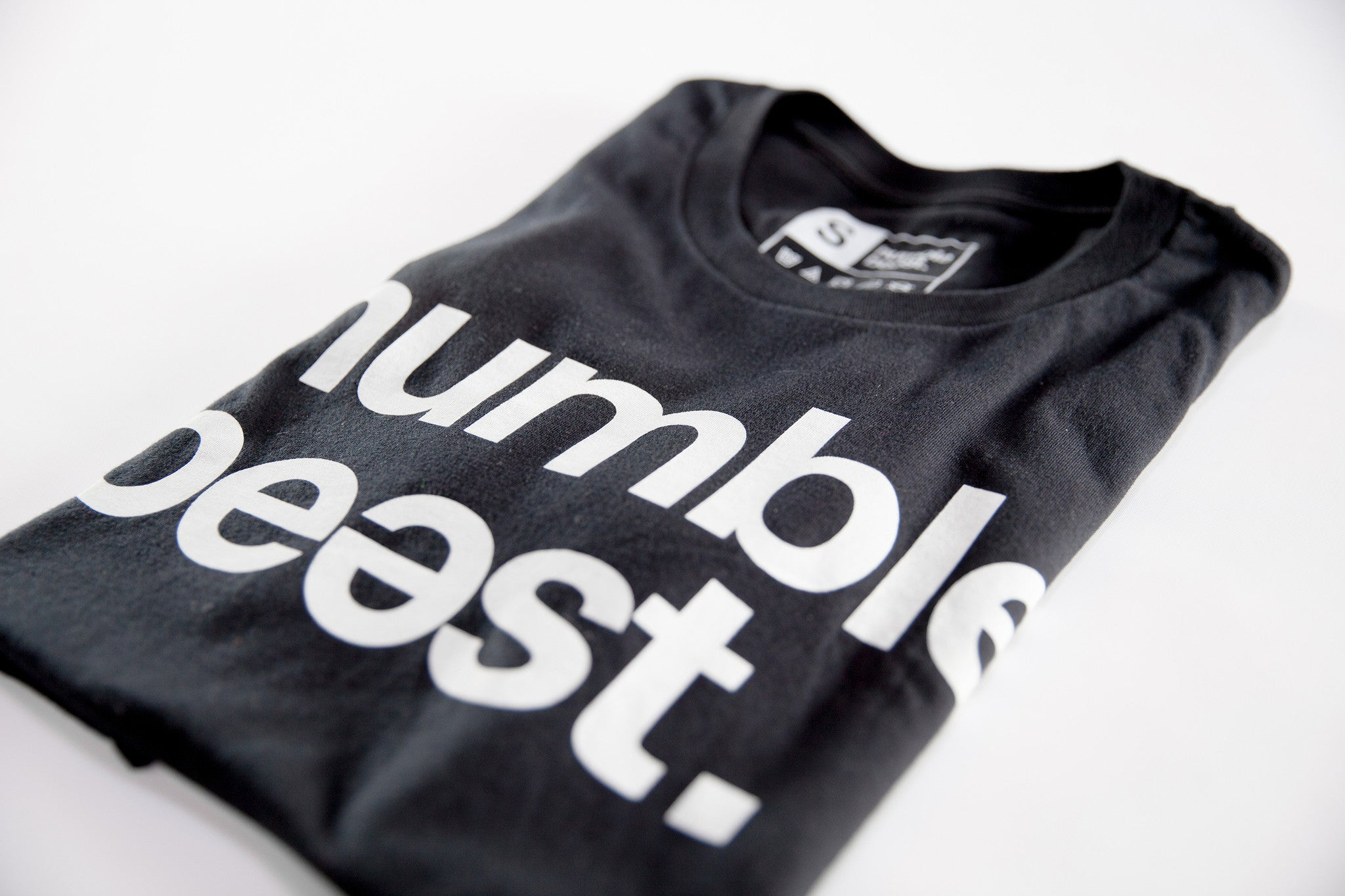 Youth Sized Humble Beast Logo T-Shirt