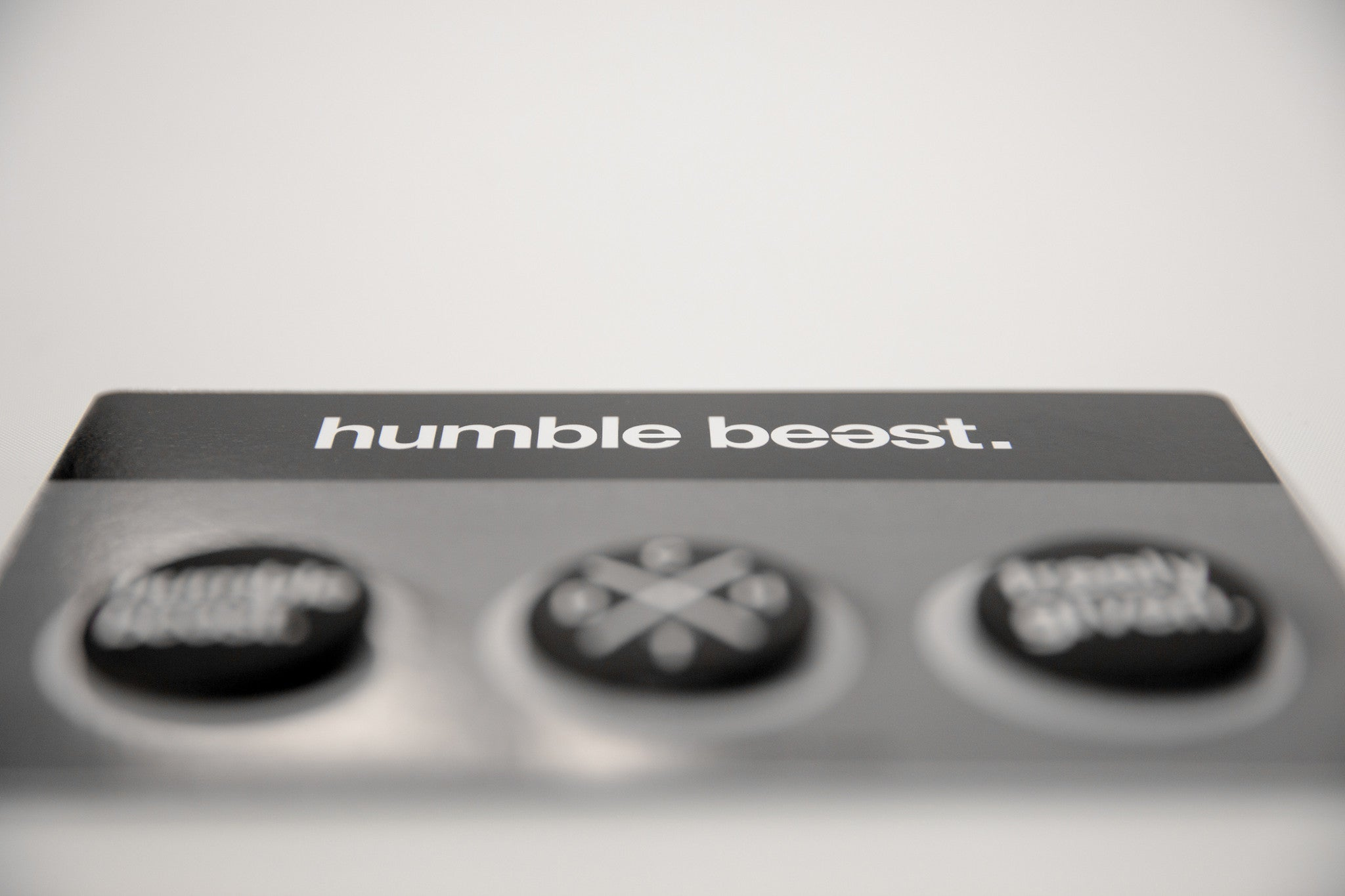 Humble Beast - Button Pack