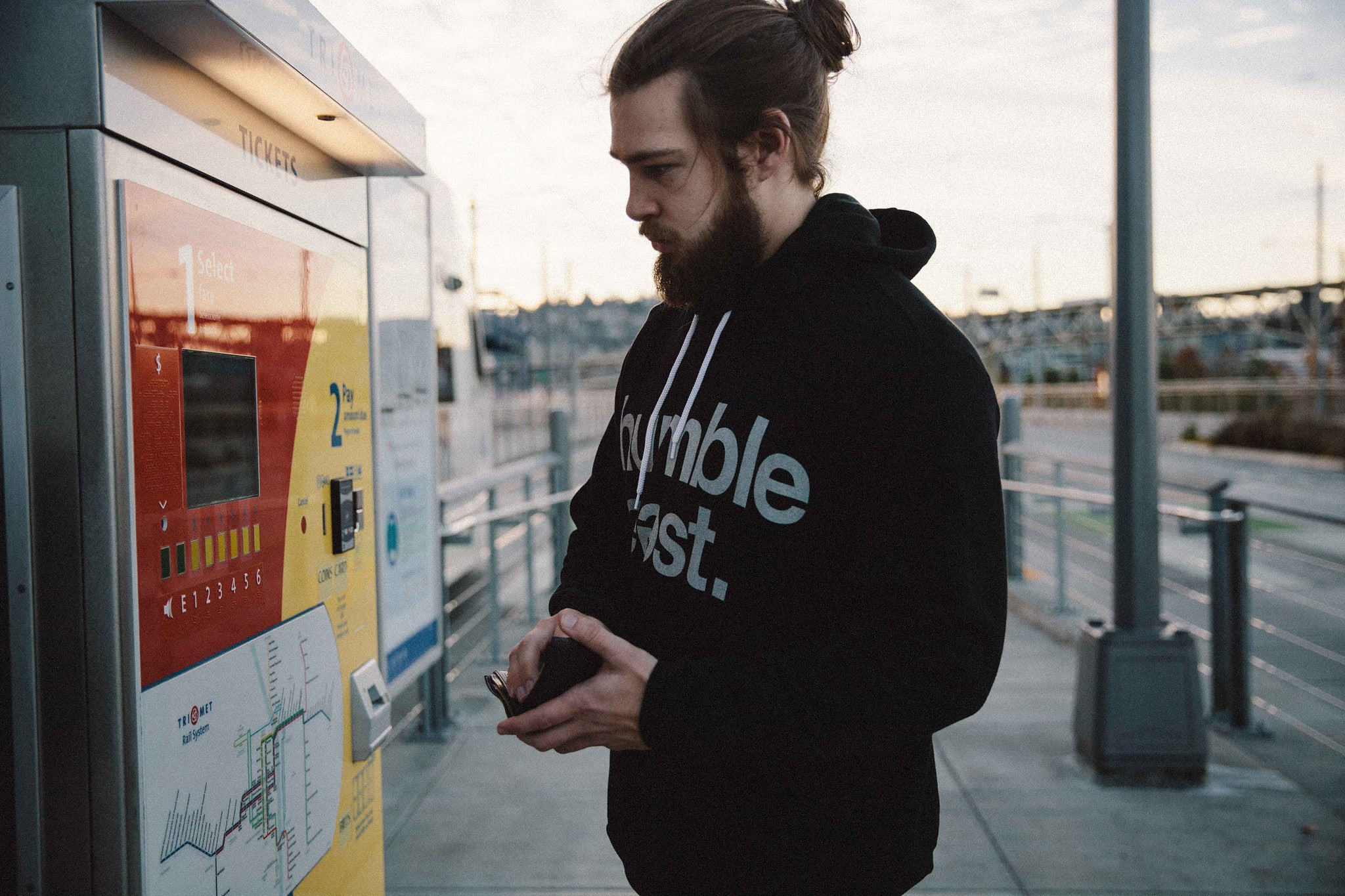 Humble Beast Logo - Pullover