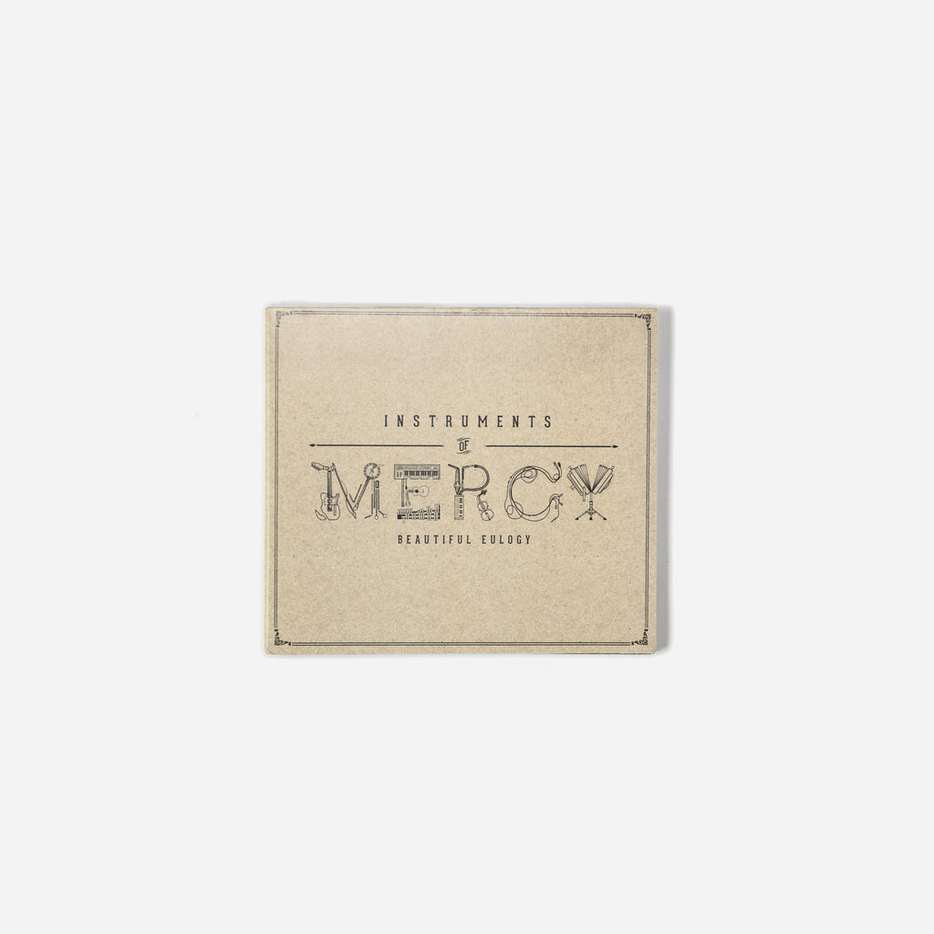 Instruments of Mercy CD - Beautiful Eulogy