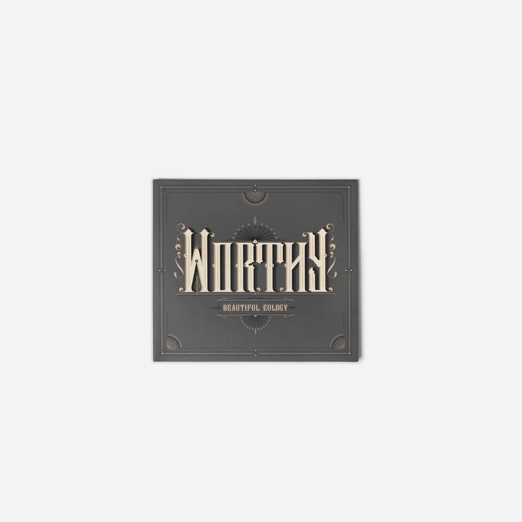 Worthy CD - Beautiful Eulogy