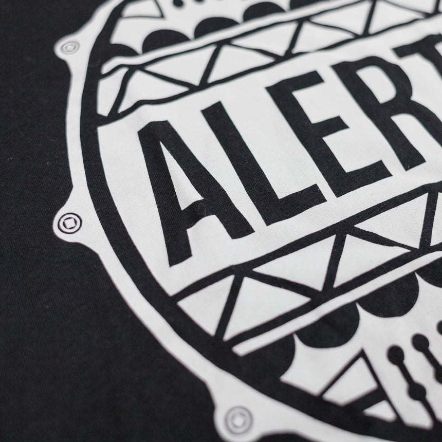 Alert312 - Drum Head T-Shirt