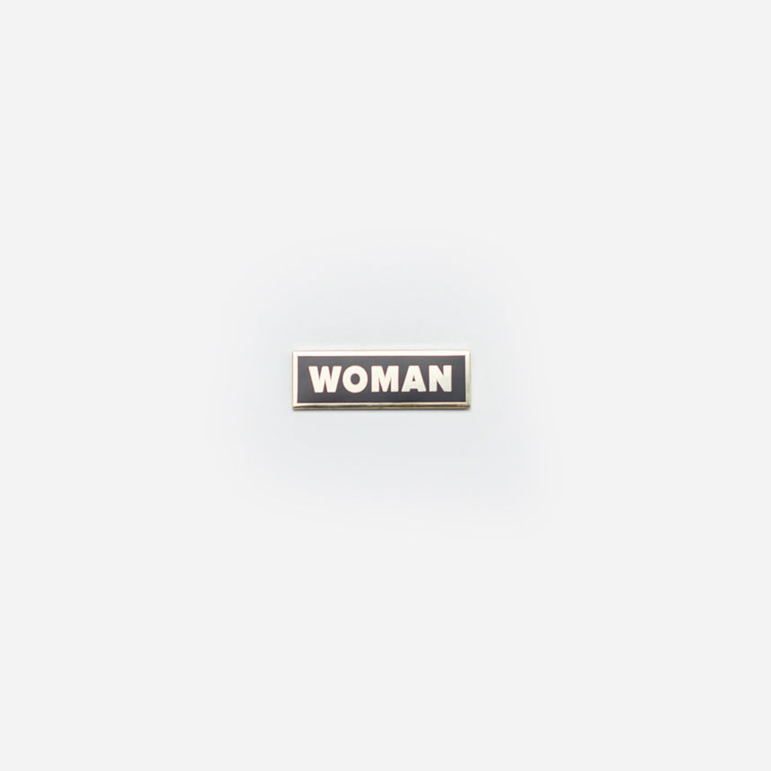 "Jackie Hill-Perry - ""Woman"" Pin"