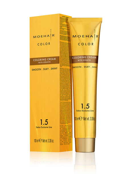 HAIR COLOR COLORING CREME - MOEHAIR