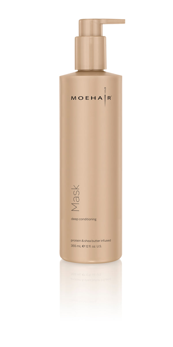Moehair Hair Mask - 12 oz