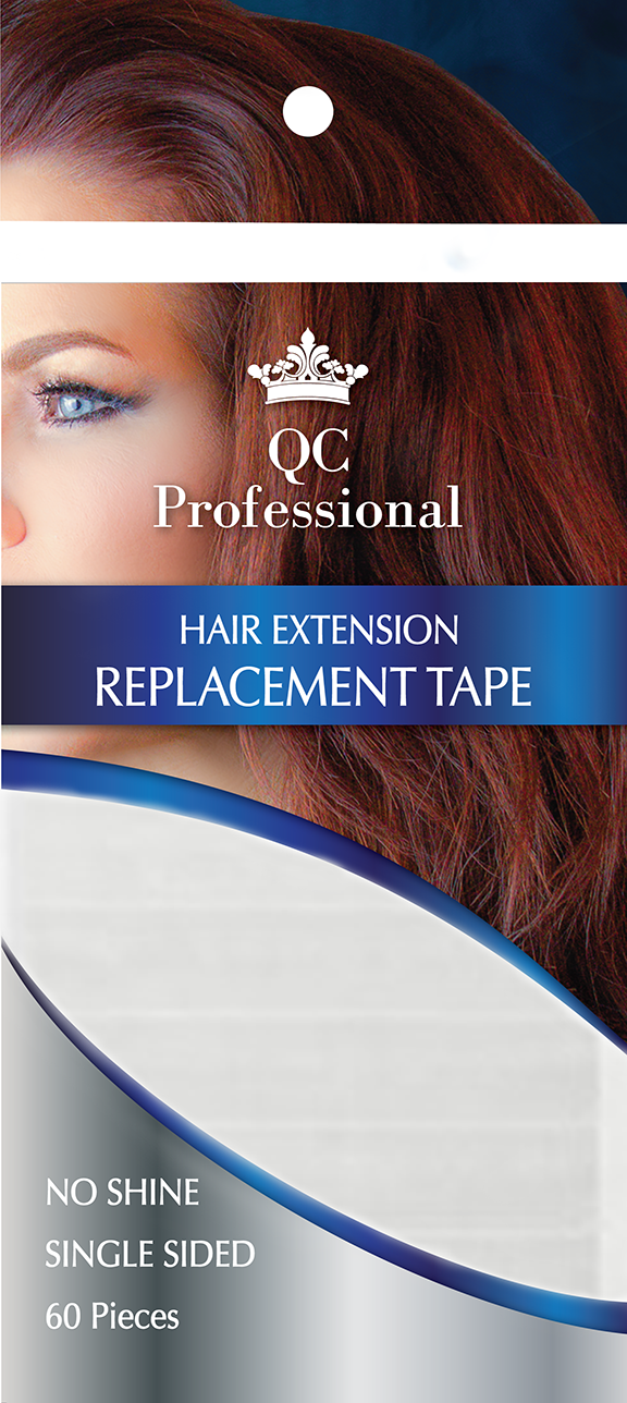QC Professional Single Sided Extension Replacement Tape