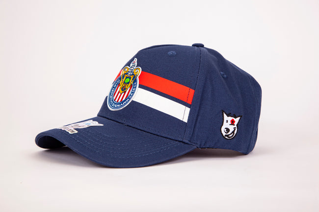 GORRA CHIVAS STRIPES
