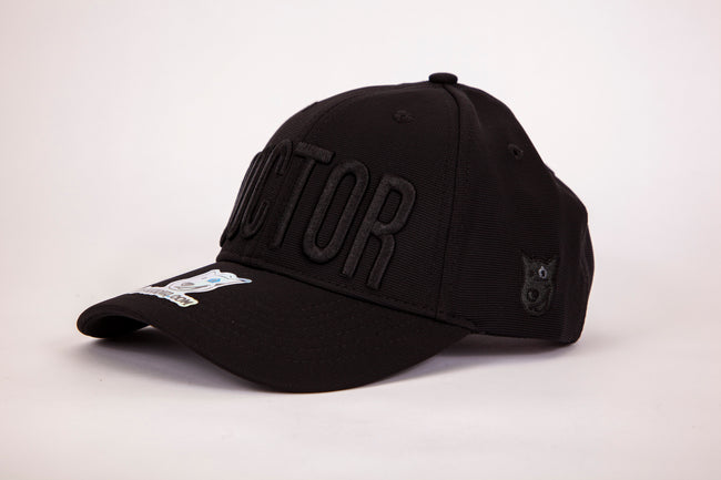 GORRA DOCTOR I BLACK
