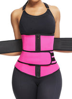 Load image into Gallery viewer, Women Waist Trainer Corset Sauna Sweat Faja Sport Girdle Slimming Shaper