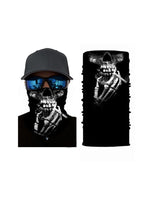 Load image into Gallery viewer, Unisex Bandanas Neck Gaiter Dust and Sun UV Protection