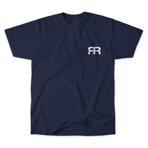 Navy Short Sleeve
