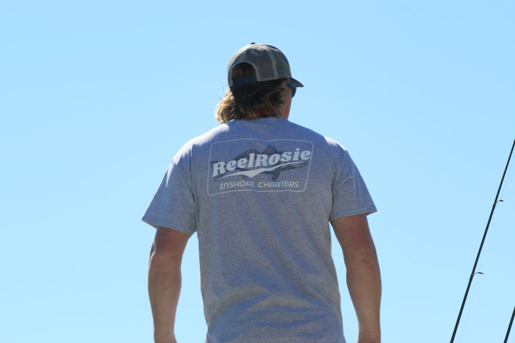 Redfish Back Logo