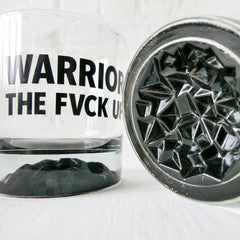 Warrior Whiskey Vessel
