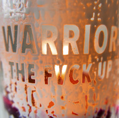 Warrior Heart Karma Candle - 120 Hour Prayer Candle