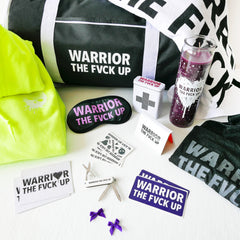 Femme Warrior Set - Collection of Lifestyle Gear