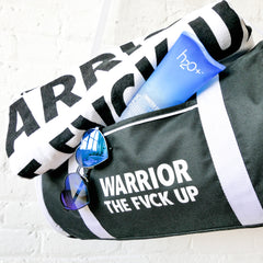 Warrior Warm Up Set - Victory Sport Duffel and Towel Set