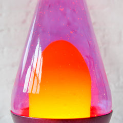 The Rock Hudson Lava Lamp