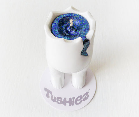 Tushiez Galactic Candle Crack Doll - Limited Birthday Edition
