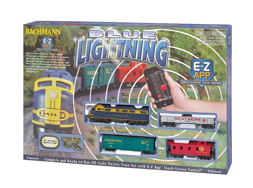 Electric Model Trains