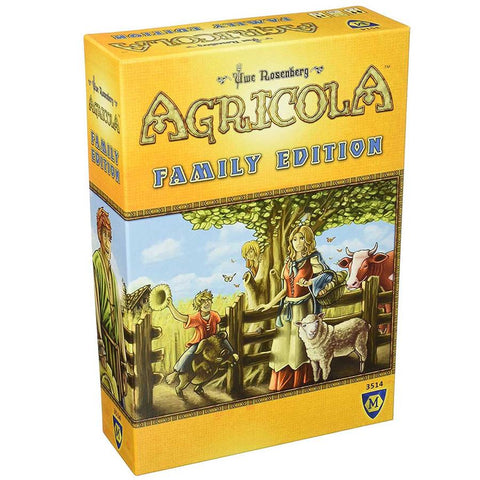 Agricola Family Addition