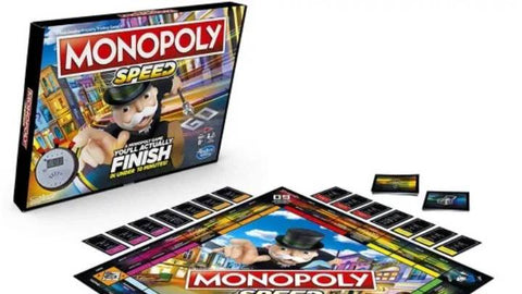 Monopoly Speed edition