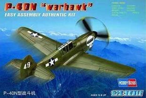 1:72 P-40N KITTY HAWK