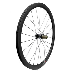 [Disc Brake] 700C Road Bitex BX306 & 312 + Sapim CX-Ray Spoke 25mm Wide TUBULAR Wheels