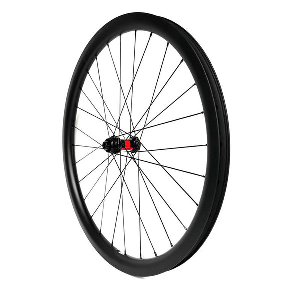 [Disc Brake] DT Swiss 240 SP Hub + Sapim CX-Ray Spoke Custom Gravel Bike Wheels