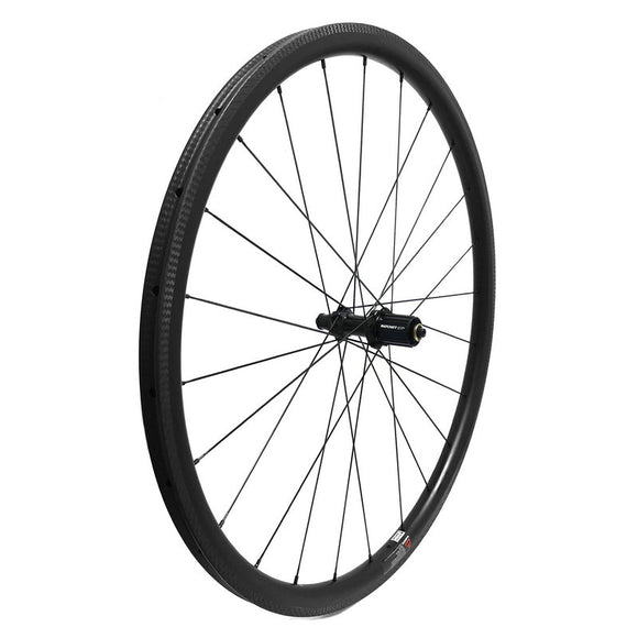 [Rim Brake] 700C Road Wheel DT Swiss 180 SP + Sapim CX-Ray 25mm Wide TUBULAR Wheels