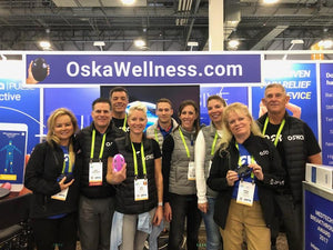 Oska Wraps Up Its First CES