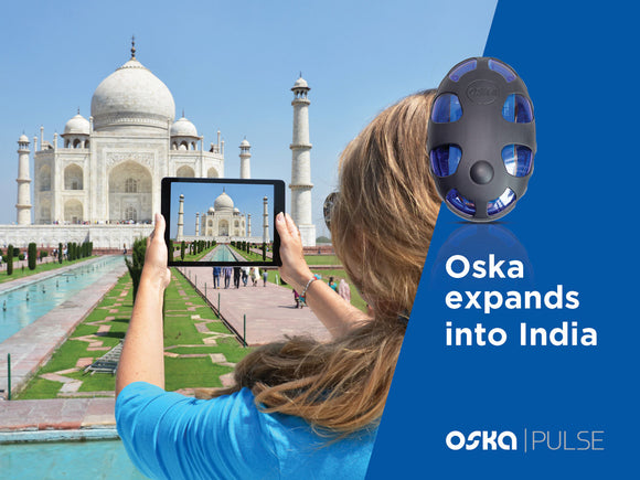 Oska Wellness is pleased to announce expansion of operations into India.