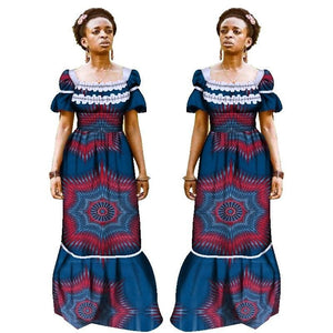 Robe africaine traditionnelle - Robe-africaine.com - 11