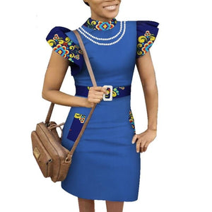 Robe Africaine Noire - Robe-africaine.com - 9 / M