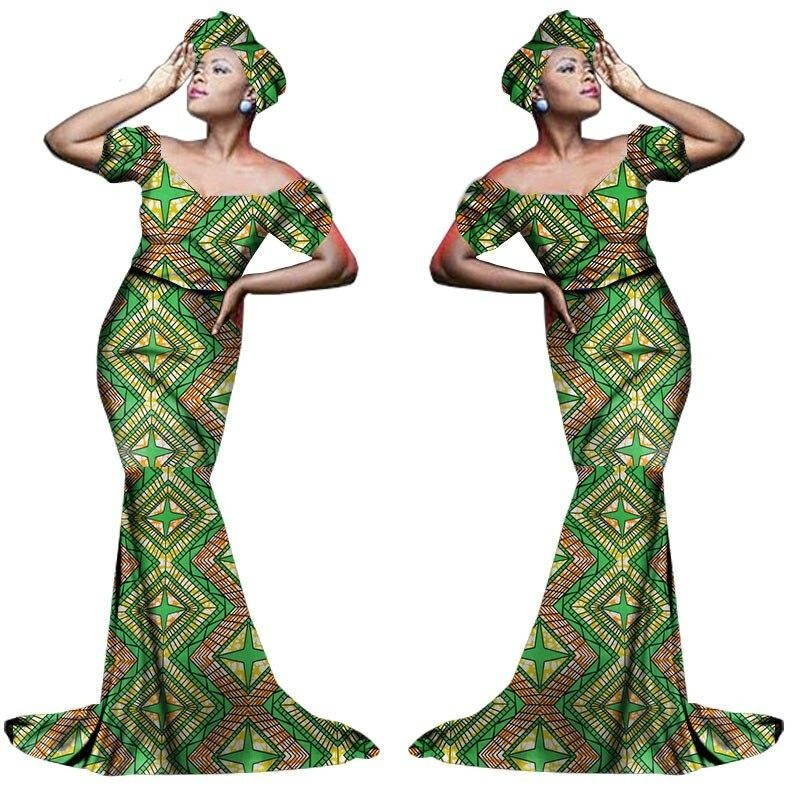 Boubou Pagne Africain - Robe-africaine.com - [variant_title]