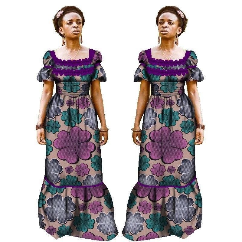Robe africaine traditionnelle - Robe-africaine.com - 20