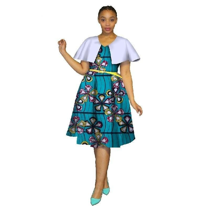Tenue Traditionnel Africaine - Robe-africaine.com - 9 / M