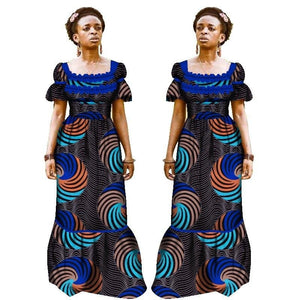 Robe africaine traditionnelle - Robe-africaine.com - 14