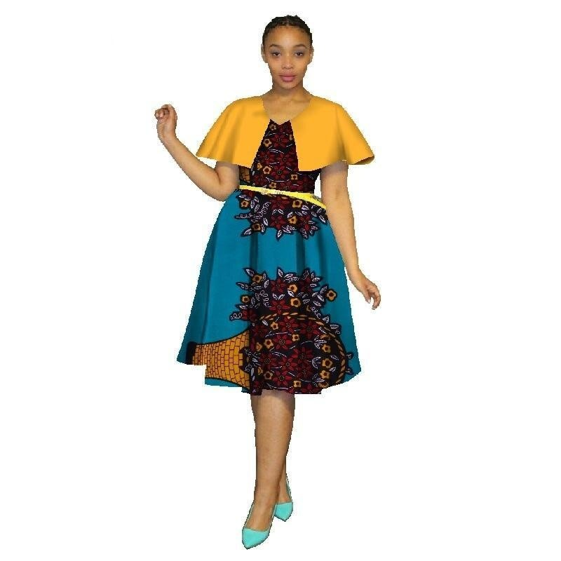 Tenue Traditionnel Africaine - Robe-africaine.com - 15 / M
