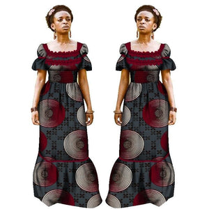 Robe africaine traditionnelle - Robe-africaine.com - 17