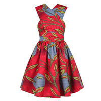 Robe Azteque Africain - Robe-africaine.com - M01 / S