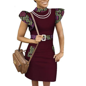 Robe Africaine Noire - Robe-africaine.com - 5 / M